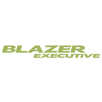 Emblema Resinado Blazer Executive 2003 - New Kar - Pc - c