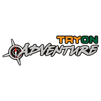 Emblema Tryon Adventure Grande Palio Weekend - Strada - New