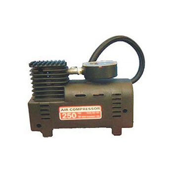 Mini Compressor de Ar 250 Psi Universal - Null - Pc - uni
