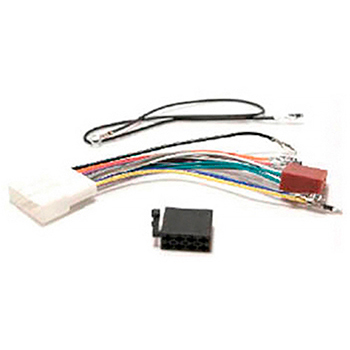 Chicote Automotivo - C/conector Iso Nissan - Novum - Pc -