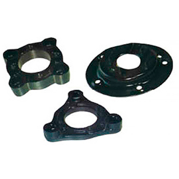Adaptador Roda 3x4 Furos (c/4 Pc) Ford - Null