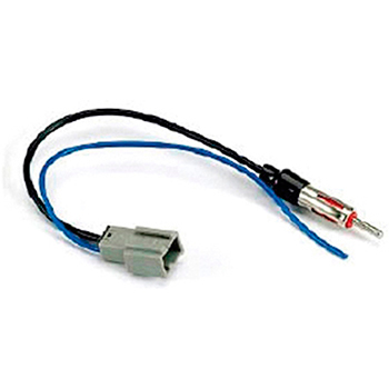 Plug Adaptador Antena New Civic - Crv - Fit - Novum - hon