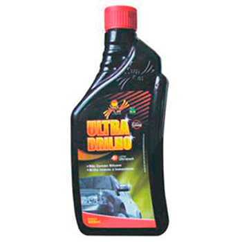 Cera Ultra Brilho 500ml Universal - Sun Car - Pc - univer