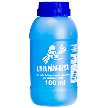 Limpa Para Brisa 100 Ml Universal - Sun Car - Pc - univer