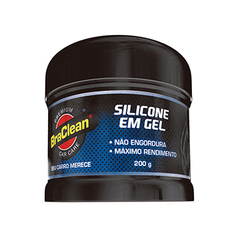 Silicone Gel 200gr Universal - Braclean - Pc
