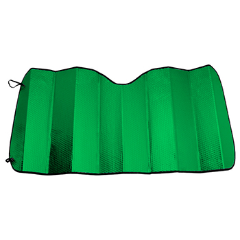 Protetor Solar Frontal Simples Verde Universal - Null - Pc -
