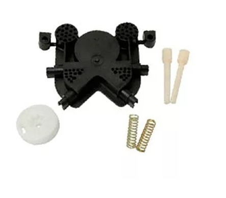 Kit Modificador Maquina Vidro Manual P/eletrica Universal -
